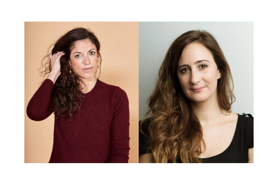 Axelle Tessandier, Celine Lazorthes